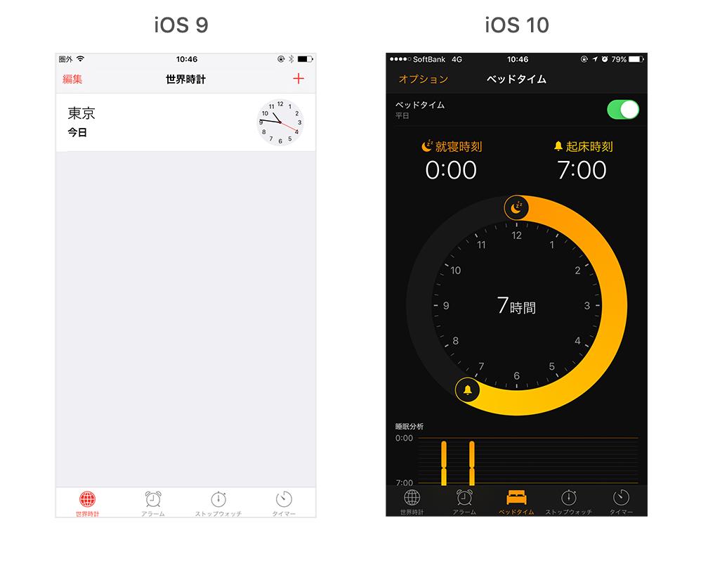 時計_iOS10